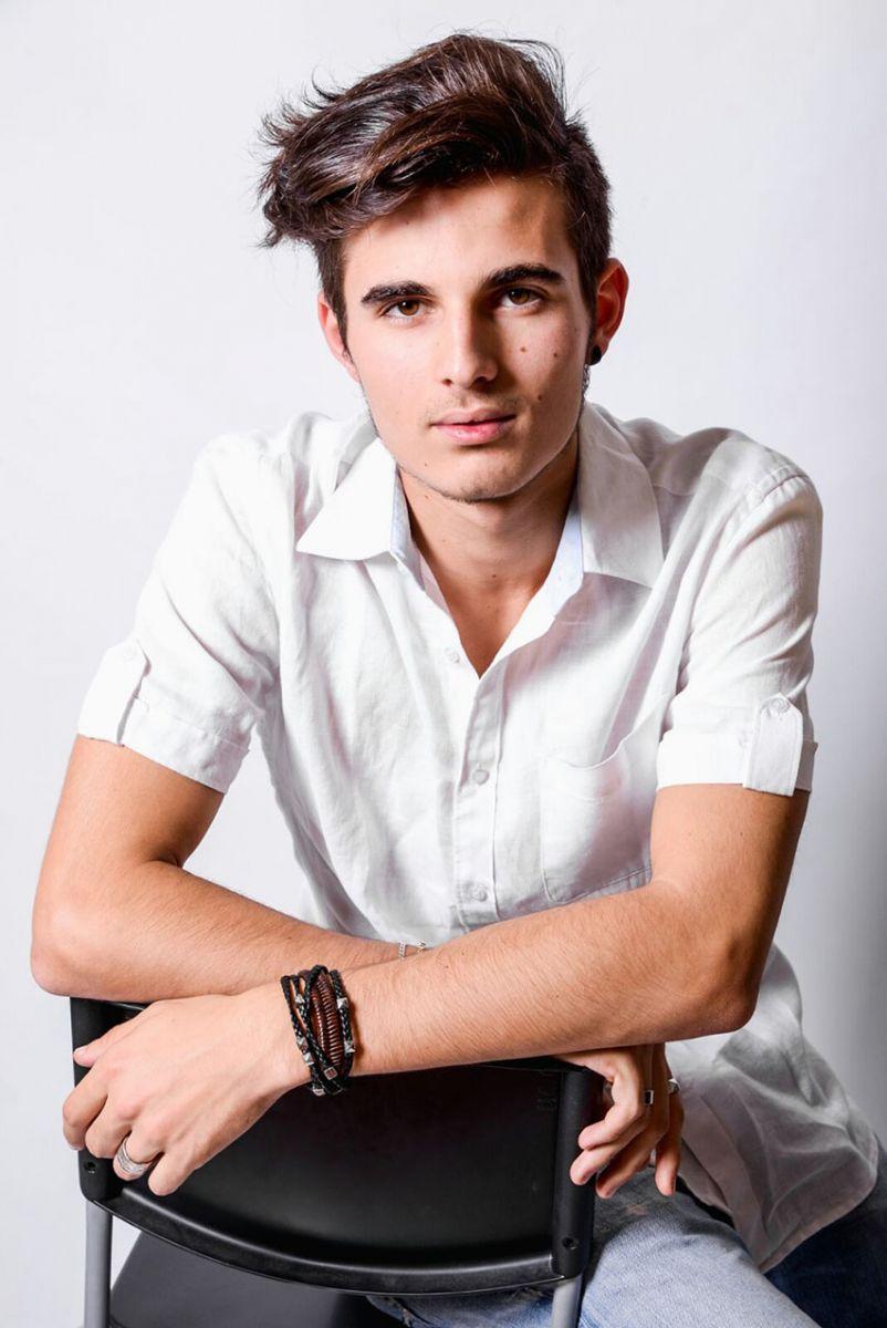 Andrea Z. Casting Uomini;Modelli Milano – 18-25 anni