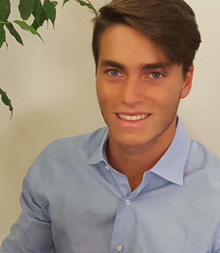 Alessandro S. Casting Attori;Uomini;Modelli Milano – 18-25 anni