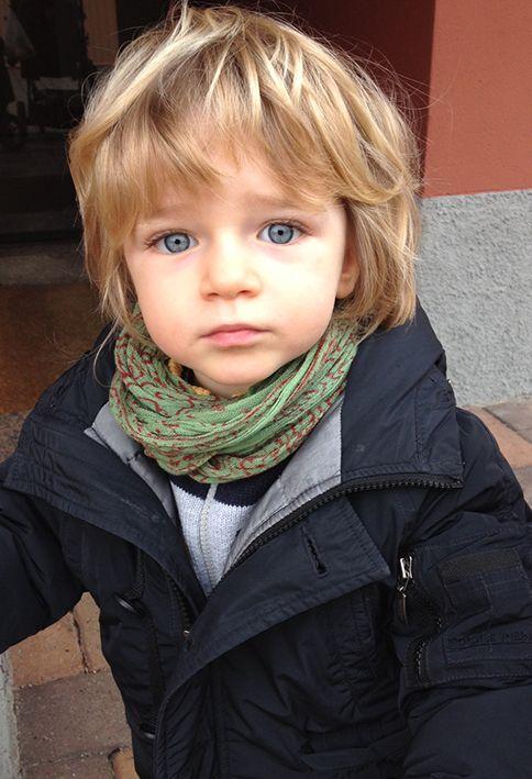Samuele M. Casting Bambini Milano – Bambino anni
