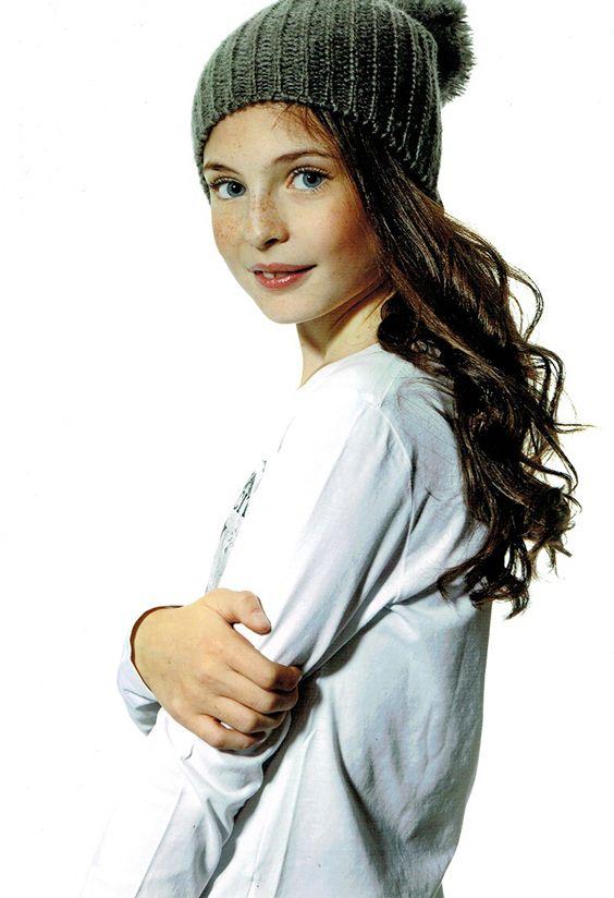 Lucrezia R. Casting Bambini Milano – Bambina anni