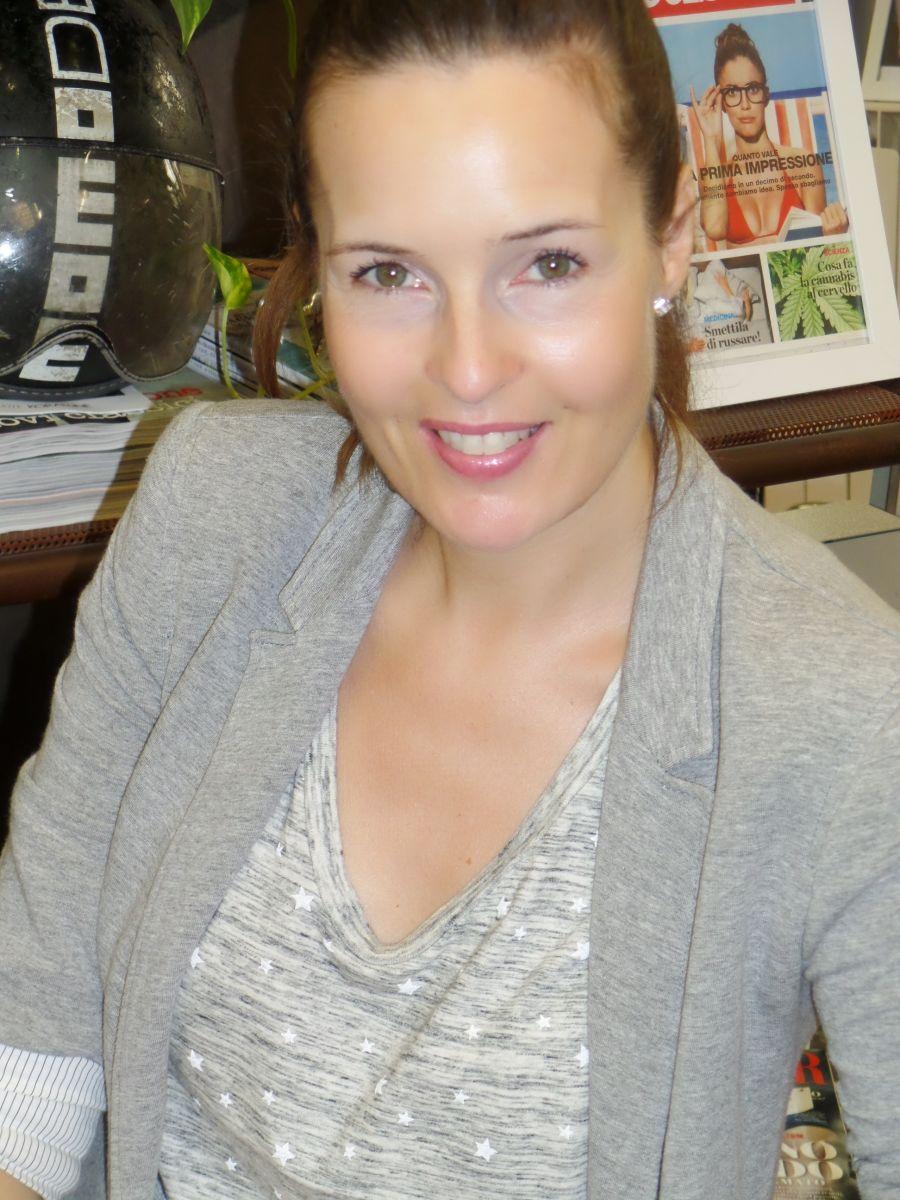 Anny B. Casting Attrici;Donne;Modelle Milano – 35-50 anni