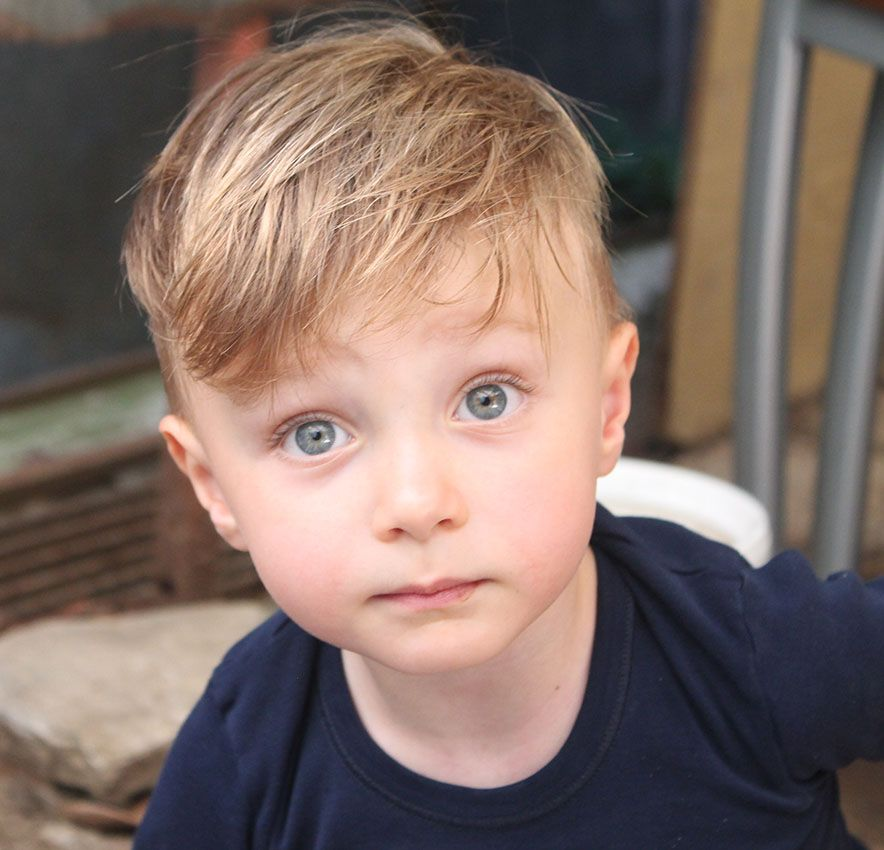 Alessandro N. Casting Bambini Milano – Bambino anni