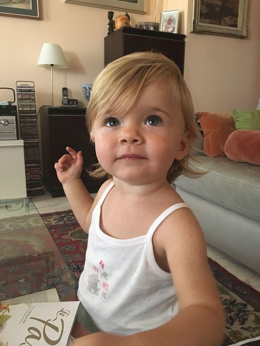 Olivia A. Casting Bambini Milano – Bambina anni