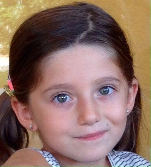 Sveva M. Casting Bambini Milano – Bambina anni