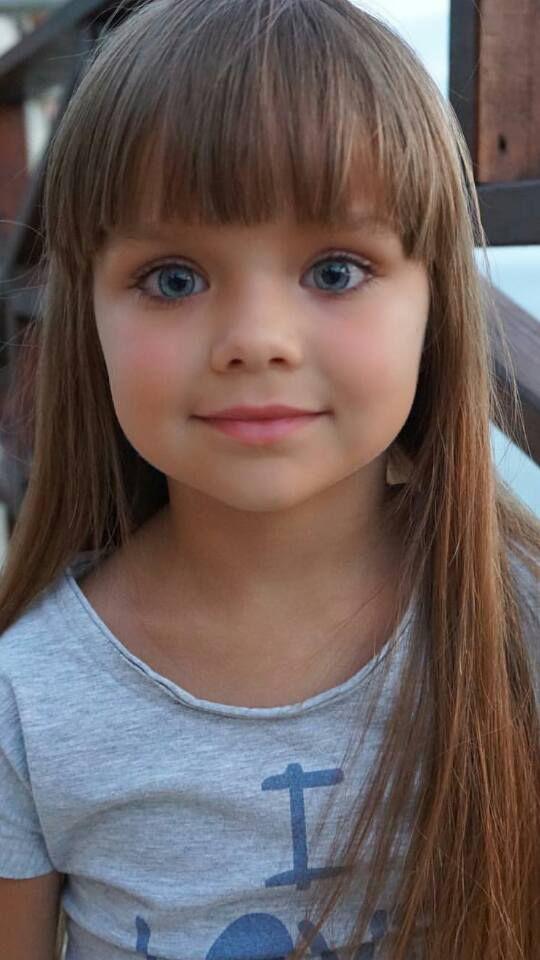 Rebecca T. Casting Bambini Milano – Bambina anni