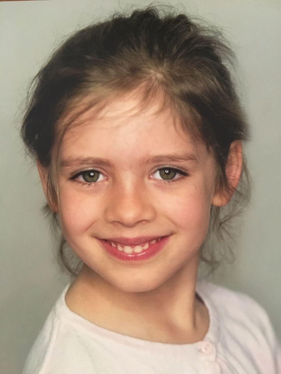 Lucia A. Casting Bambini Milano – Bambina anni