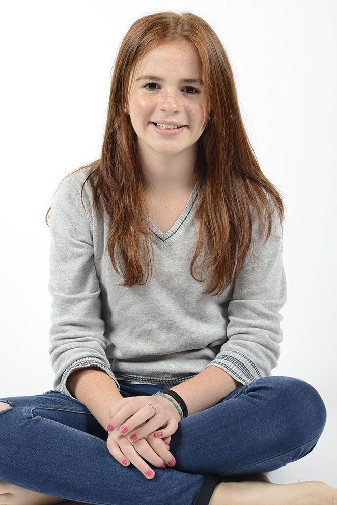 Alessia A. Casting Bambini Milano – Bambina anni