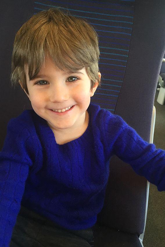 Andrea B. Casting Bambini Milano – Bambino anni