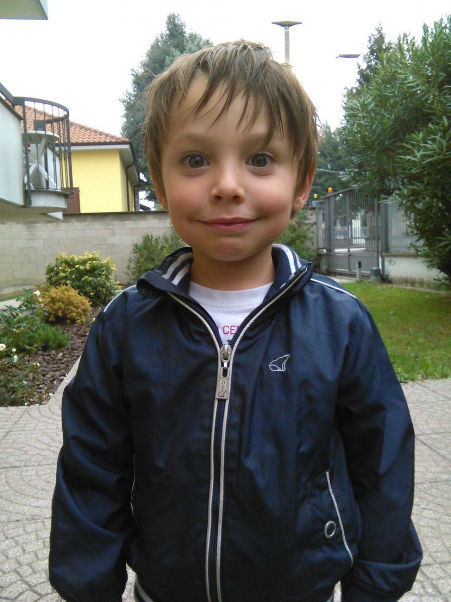 Marco C. Casting Bambini Milano – Bambino anni