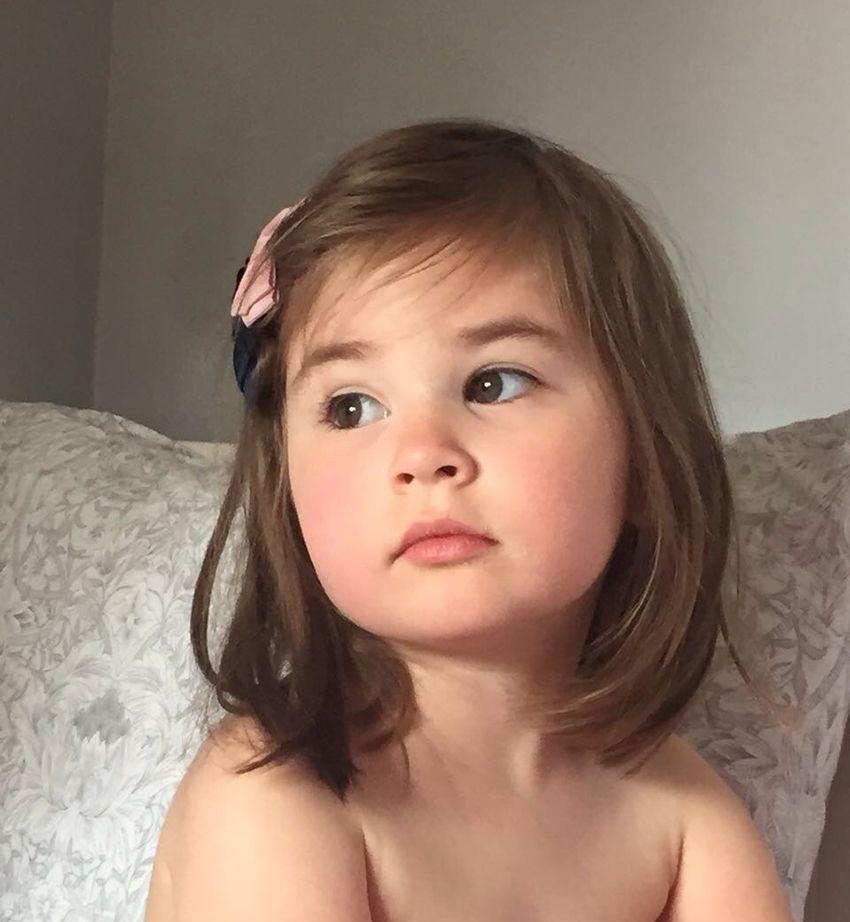Eleonor P. Casting Bambini Milano – Bambina anni