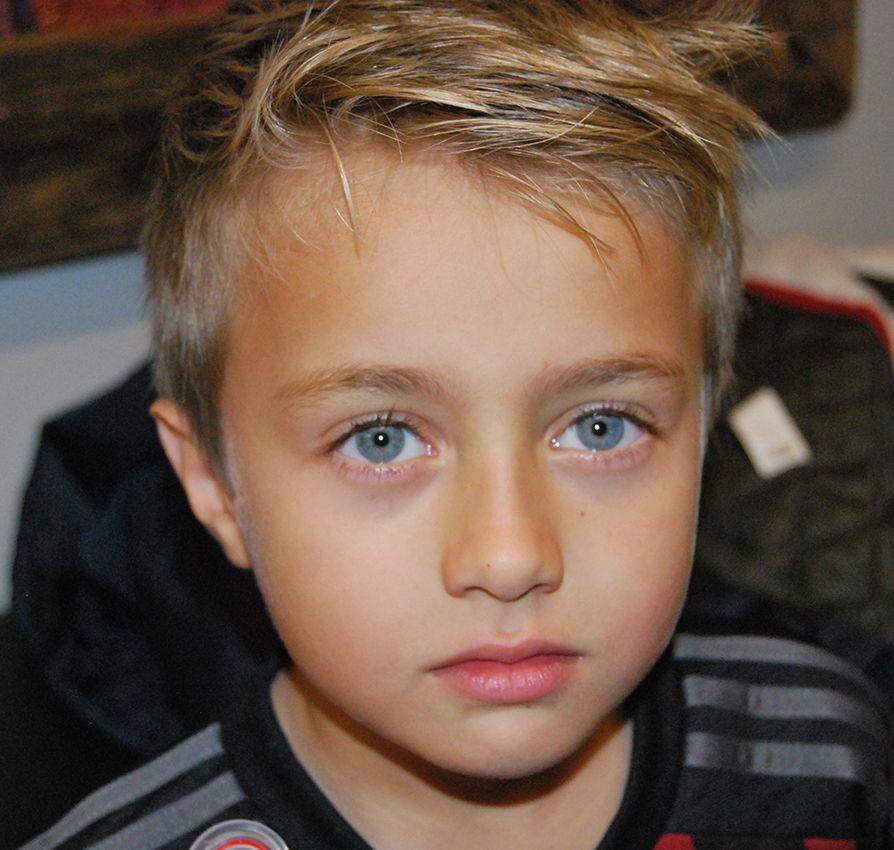 Federico P. Casting Bambini Milano – Bambino anni