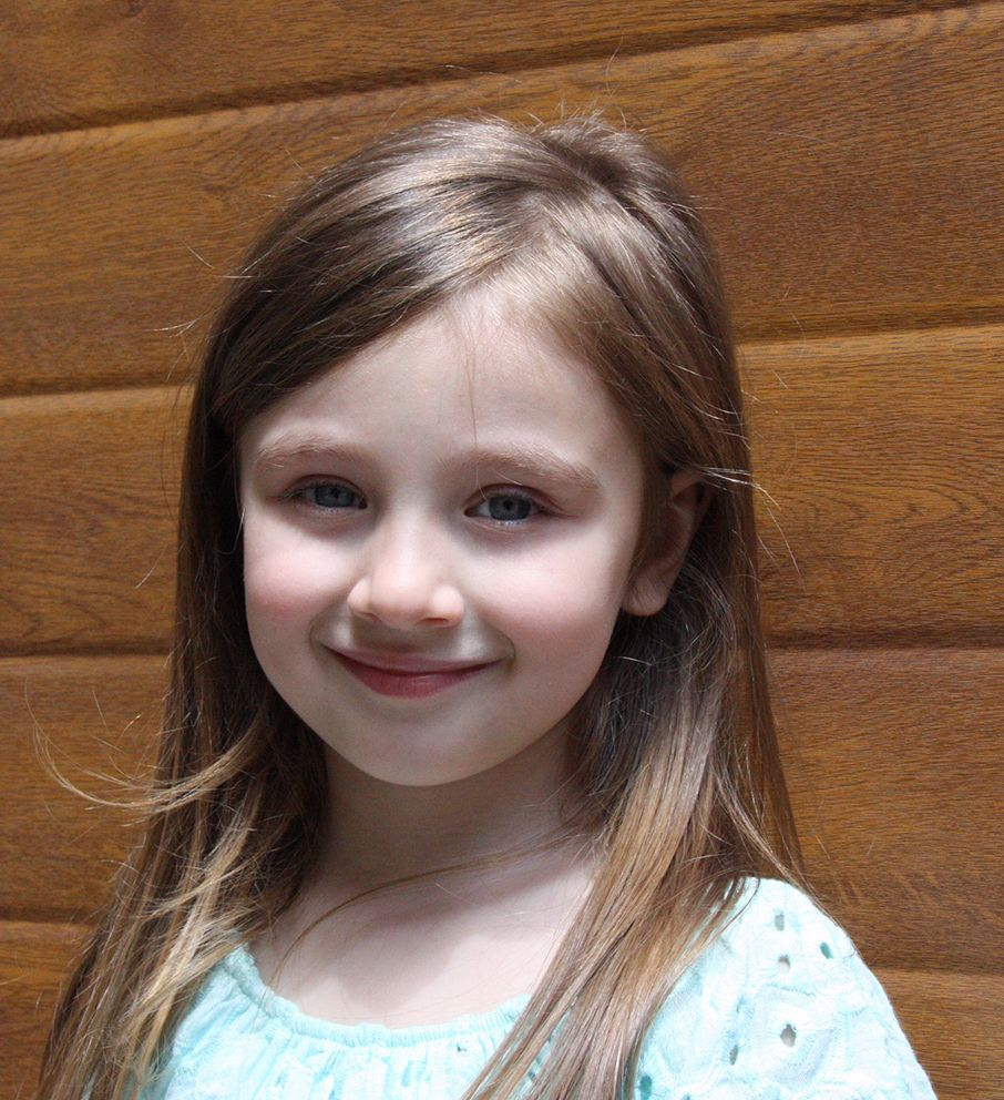 Ginevra M. Casting Bambini Milano – Bambina anni