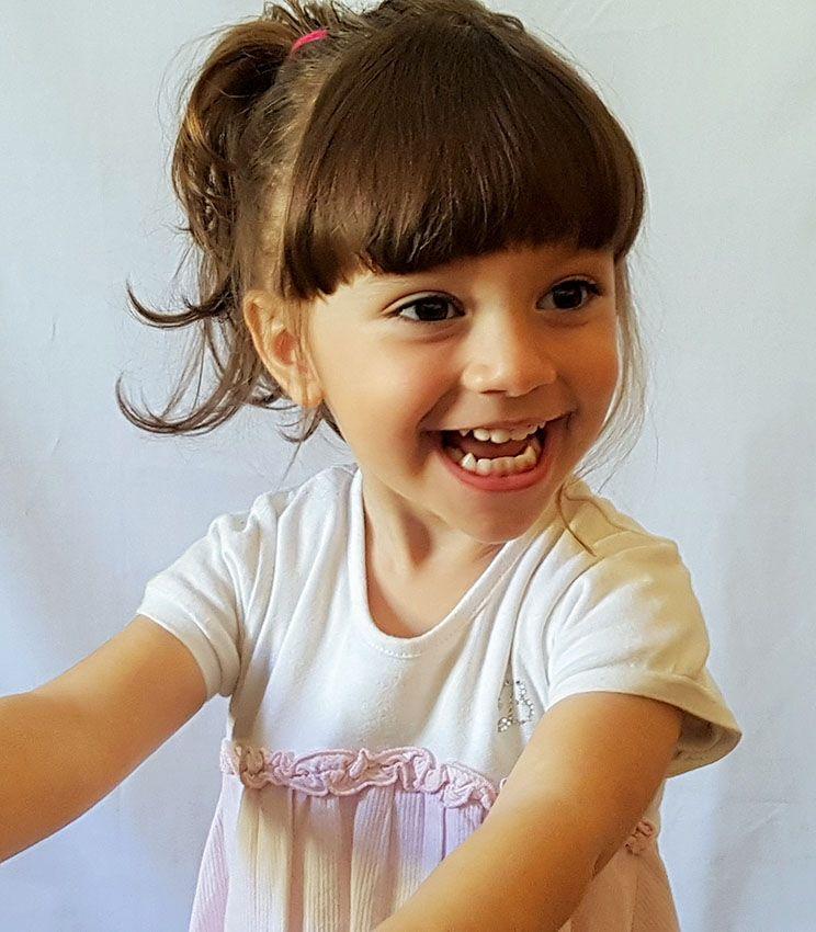 Giada L. Casting Bambini Milano – Bambina anni