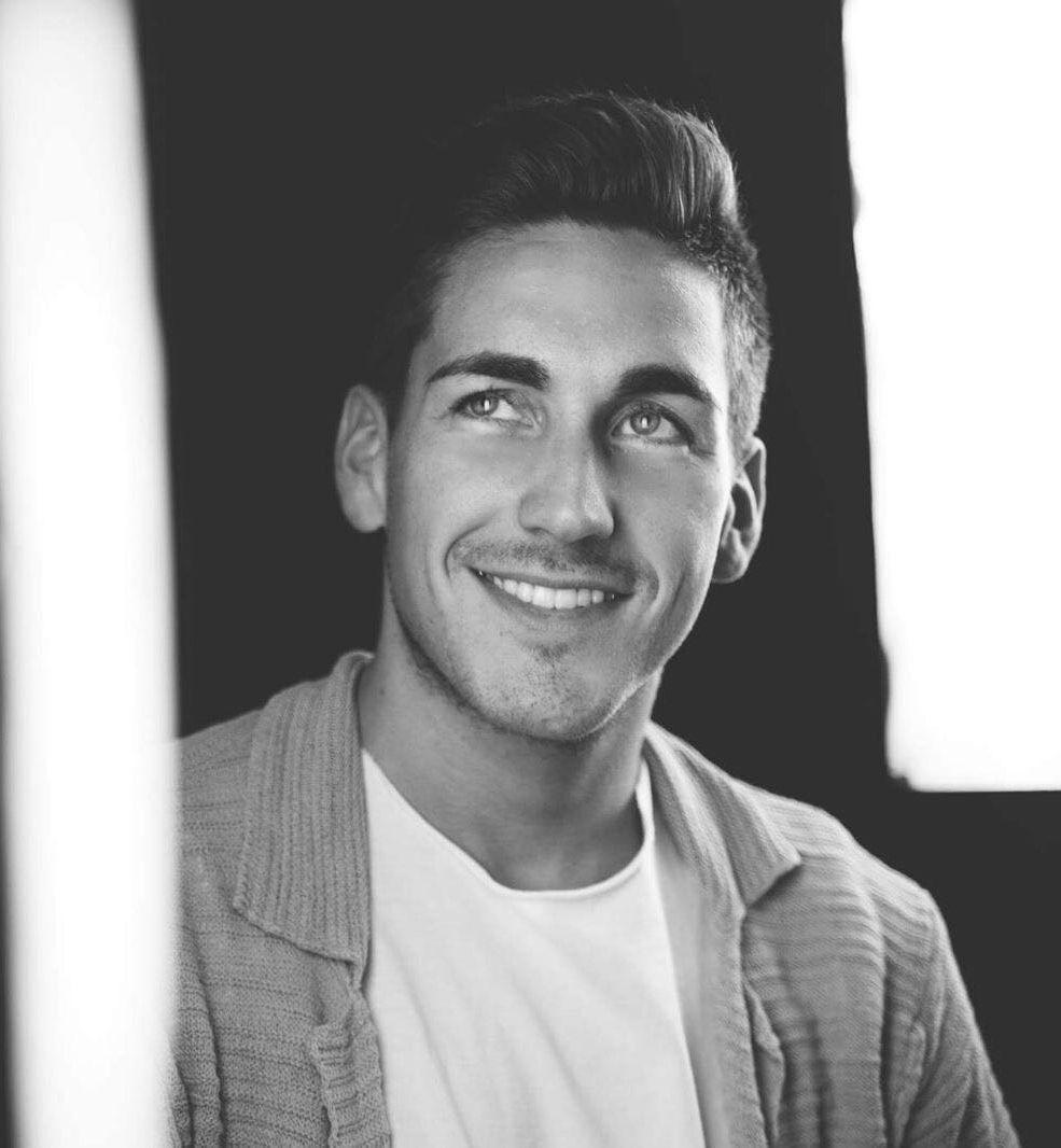 Marco B. Casting Uomini;Modelli Milano – 18-25;25-35 anni